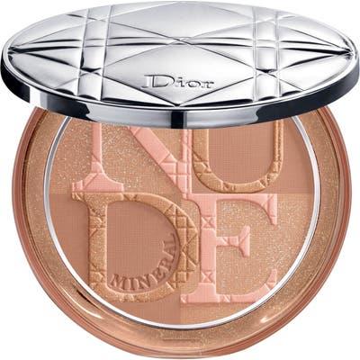 Dior Diorskin Mineral Nude Bronze Powder - 002 Soft Sunlight