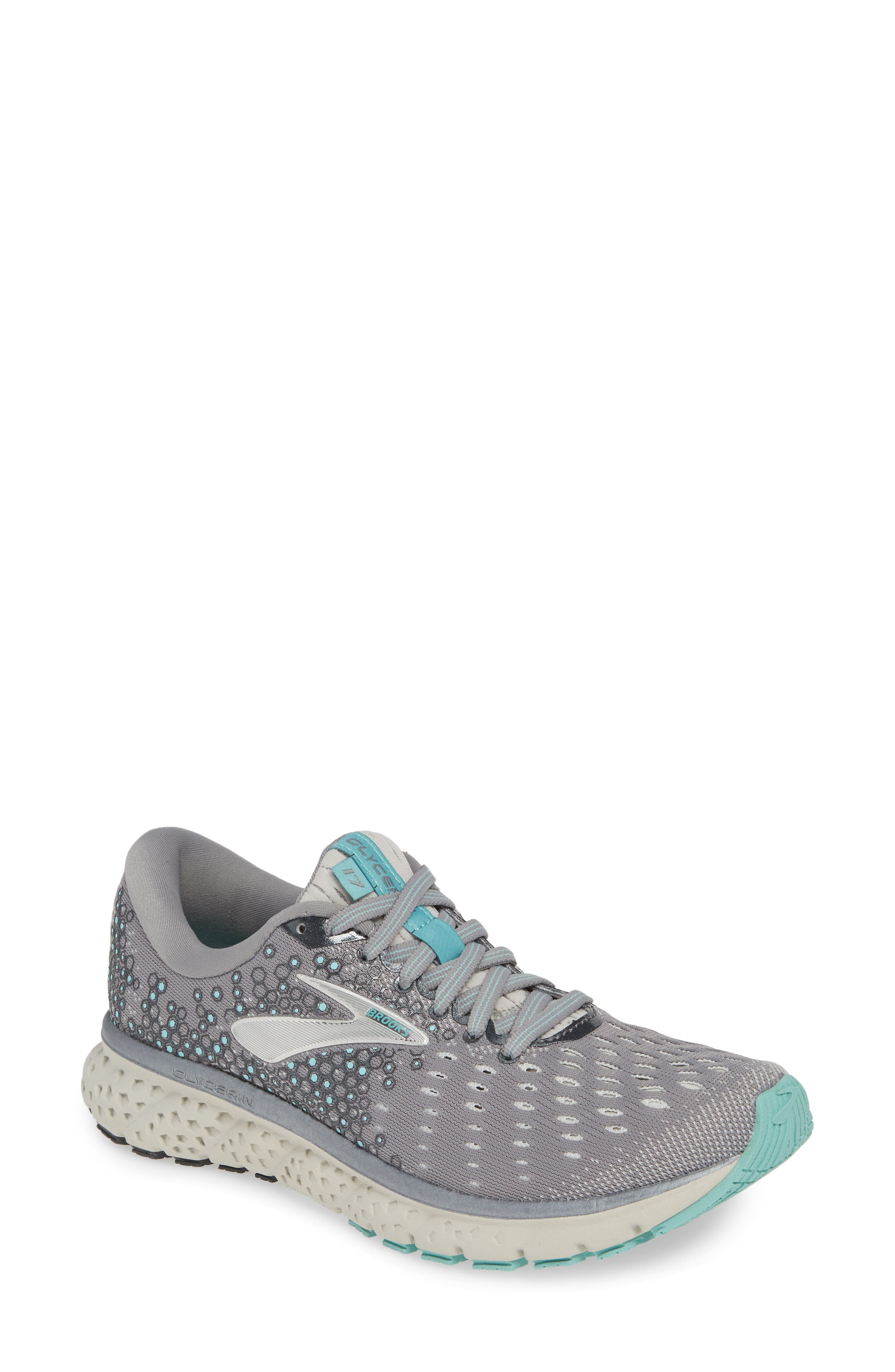 Brooks Glycerin 17 Running Shoe B - Grey