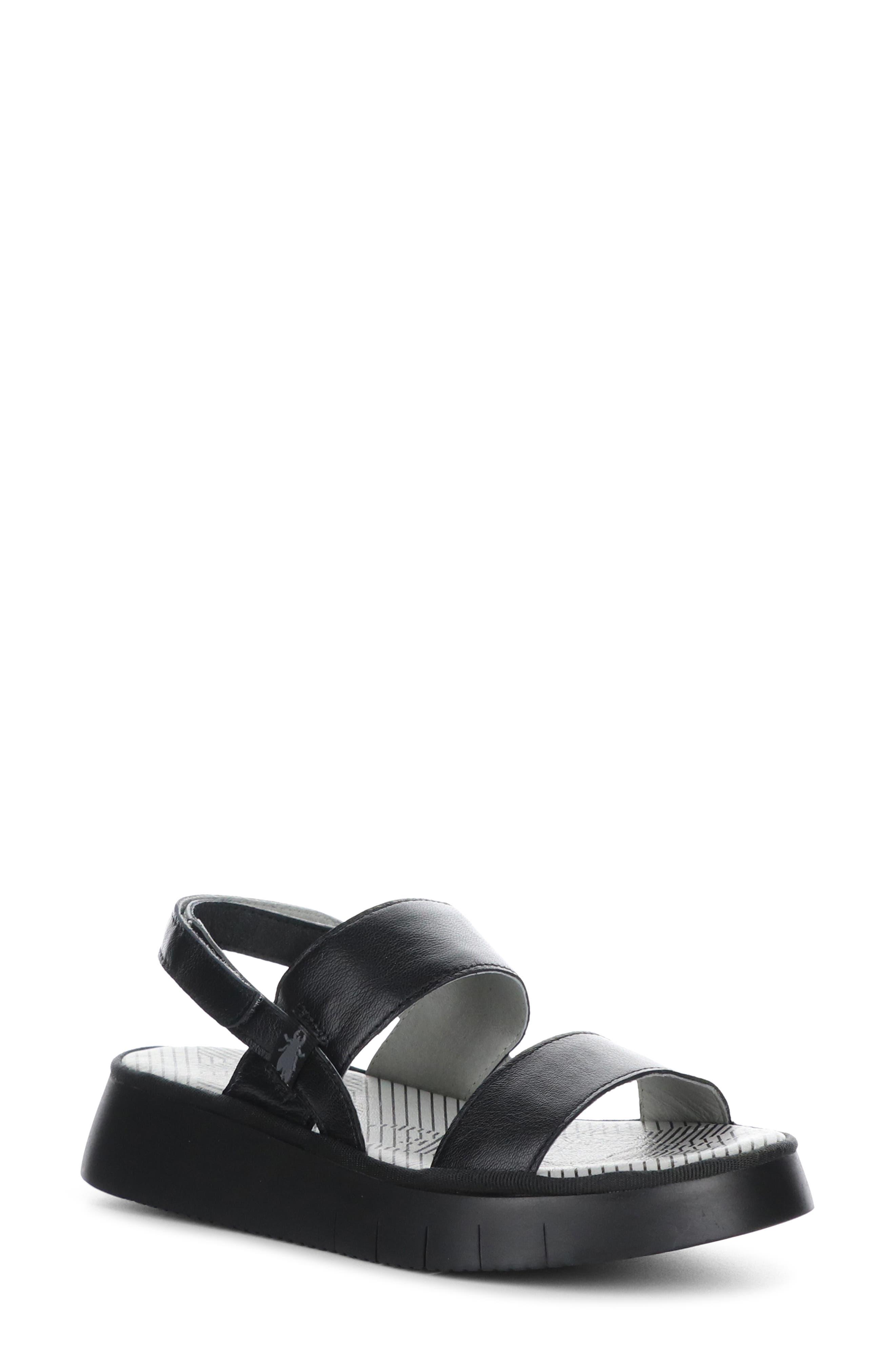 Cura Slingback Platform Sandal