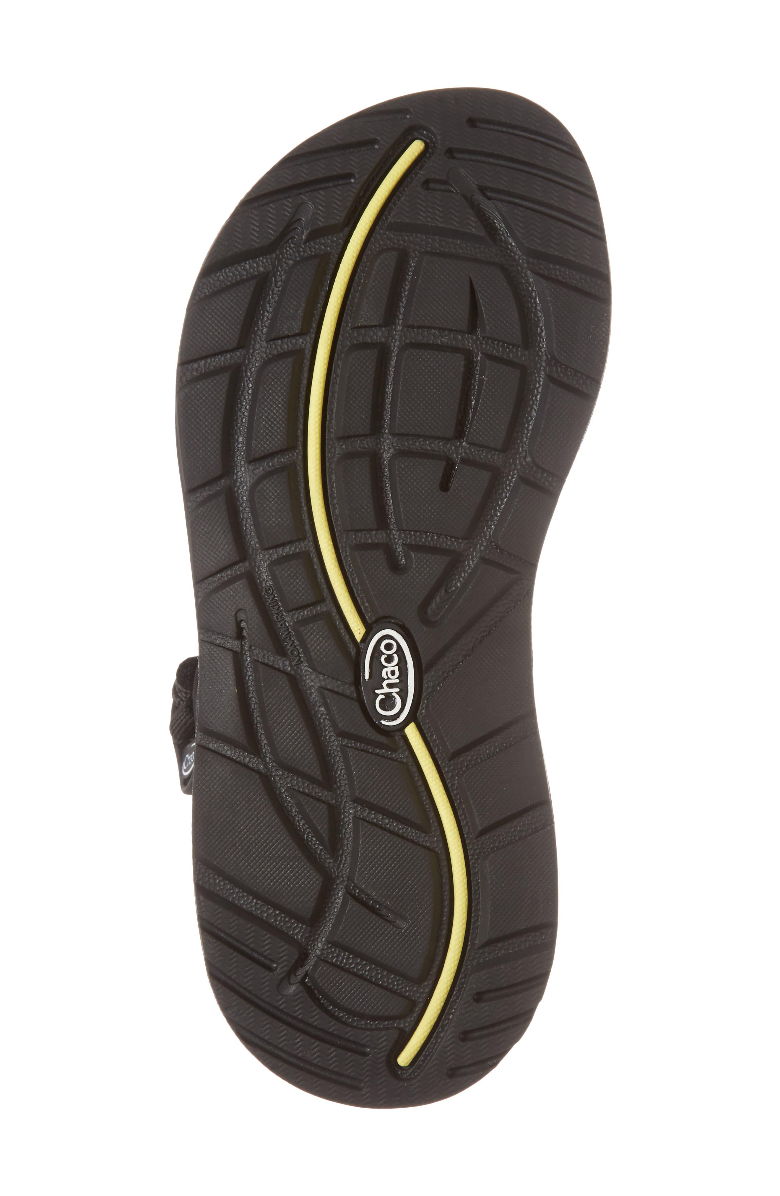 ,                             ZX/2<sup>®</sup> Classic Sandal,                             Alternate thumbnail 6, color,                             BOOST BLACK