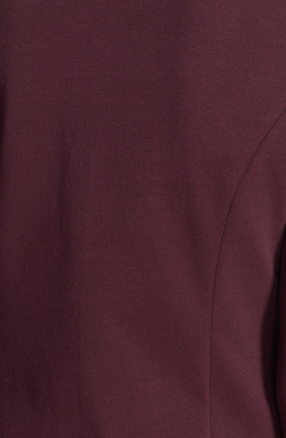 ,                             Roll Sleeve Knit Blazer,                             Alternate thumbnail 29, color,                             938