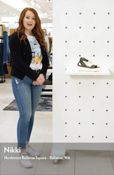 Lunna Platform Ankle Strap Sandal, sales video thumbnail