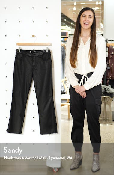 Kelsey Crop Kick Flare Jeans, sales video thumbnail