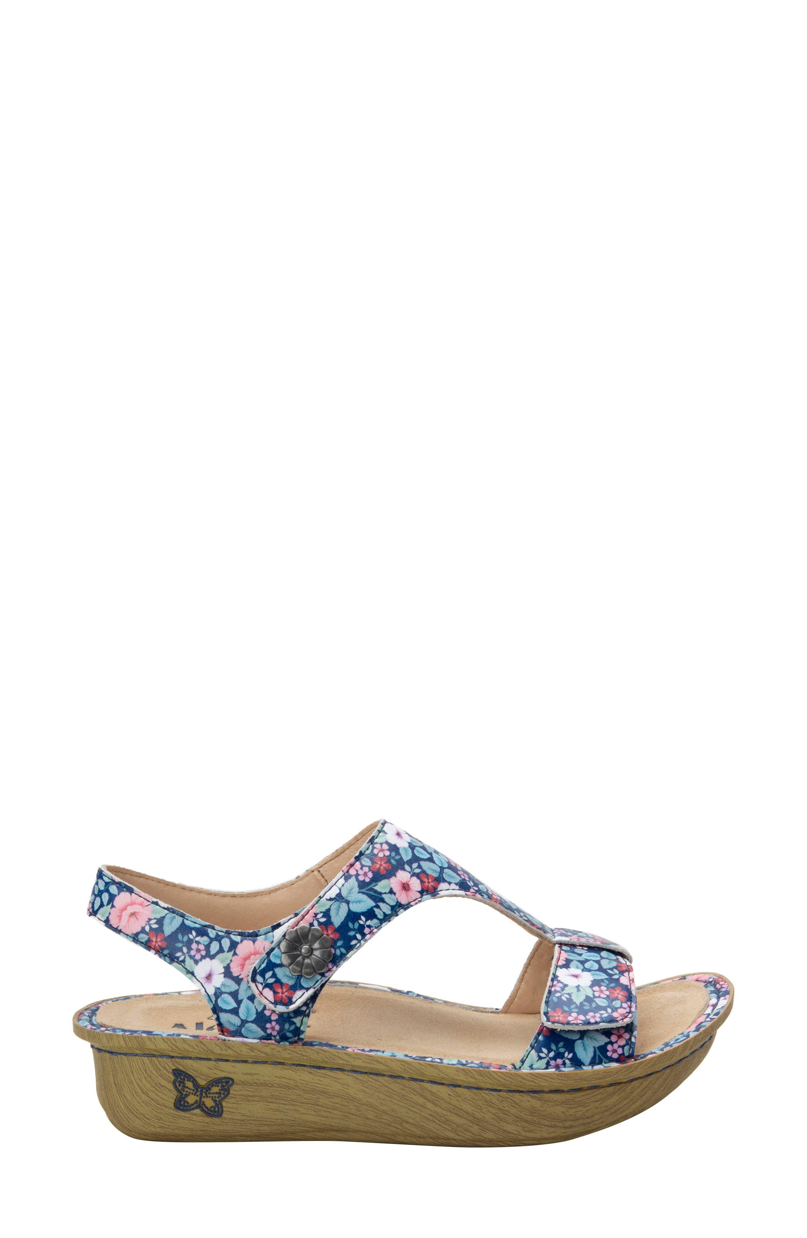 Women's Alegria Kerri T-Strap Sandal