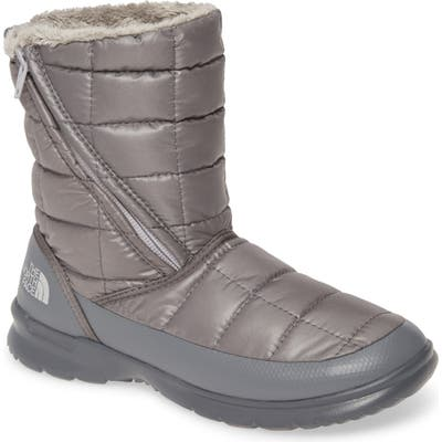 The North Face Thermoball(TM) Microbaffle Boot, Grey