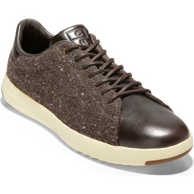 Cole Haan Grandpro Tennis Sneaker- Brown