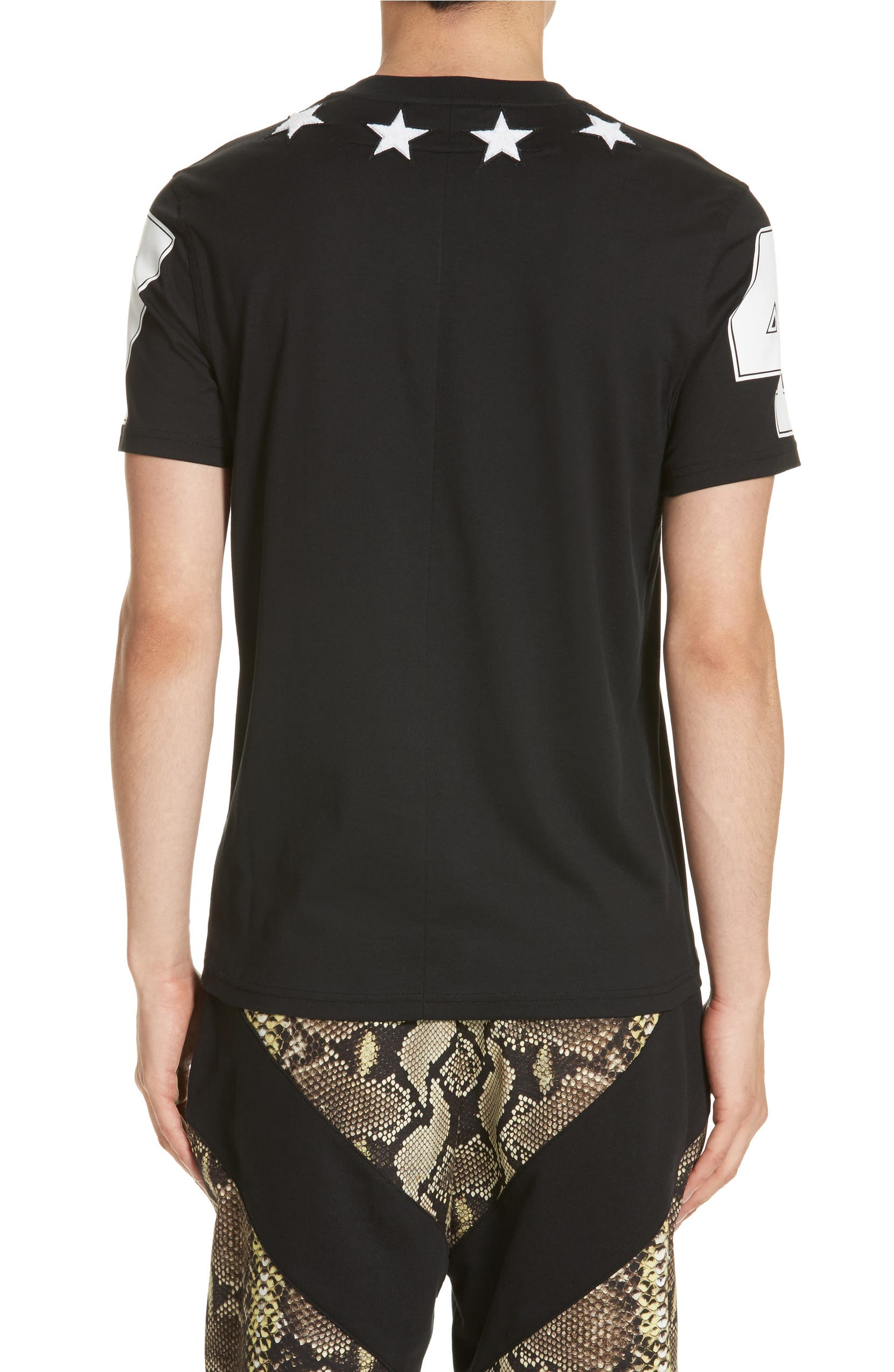 0bf48d52 Givenchy Cuban Fit Star 74 T-Shirt | Nordstrom