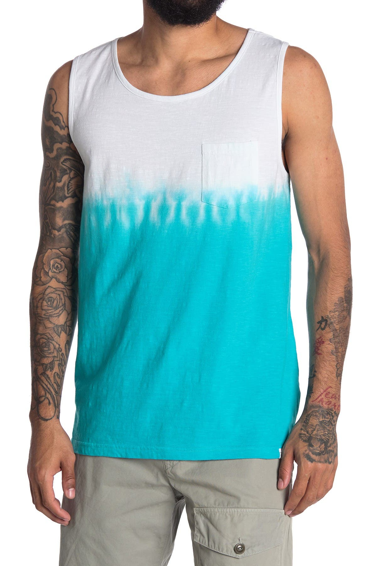 Image of Sovereign Code Swell Two-Tone Tank Top