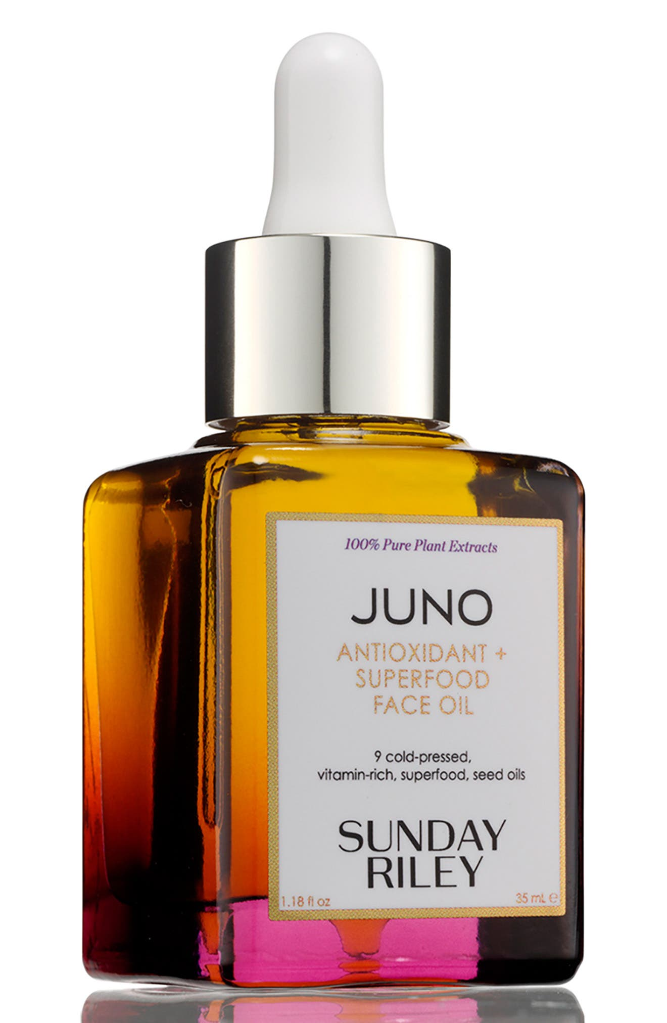 ,                             SPACE.NK.apothecary Sunday Riley Juno Essential Face Oil,                             Main thumbnail 1, color,                             NO COLOR