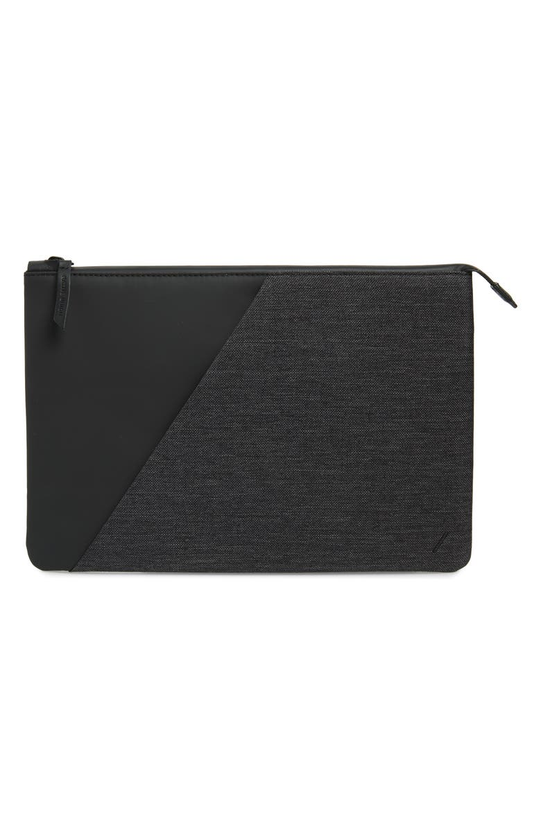 NATIVE UNION STOW 12-Inch Macbook Case, Main, color, SLATE