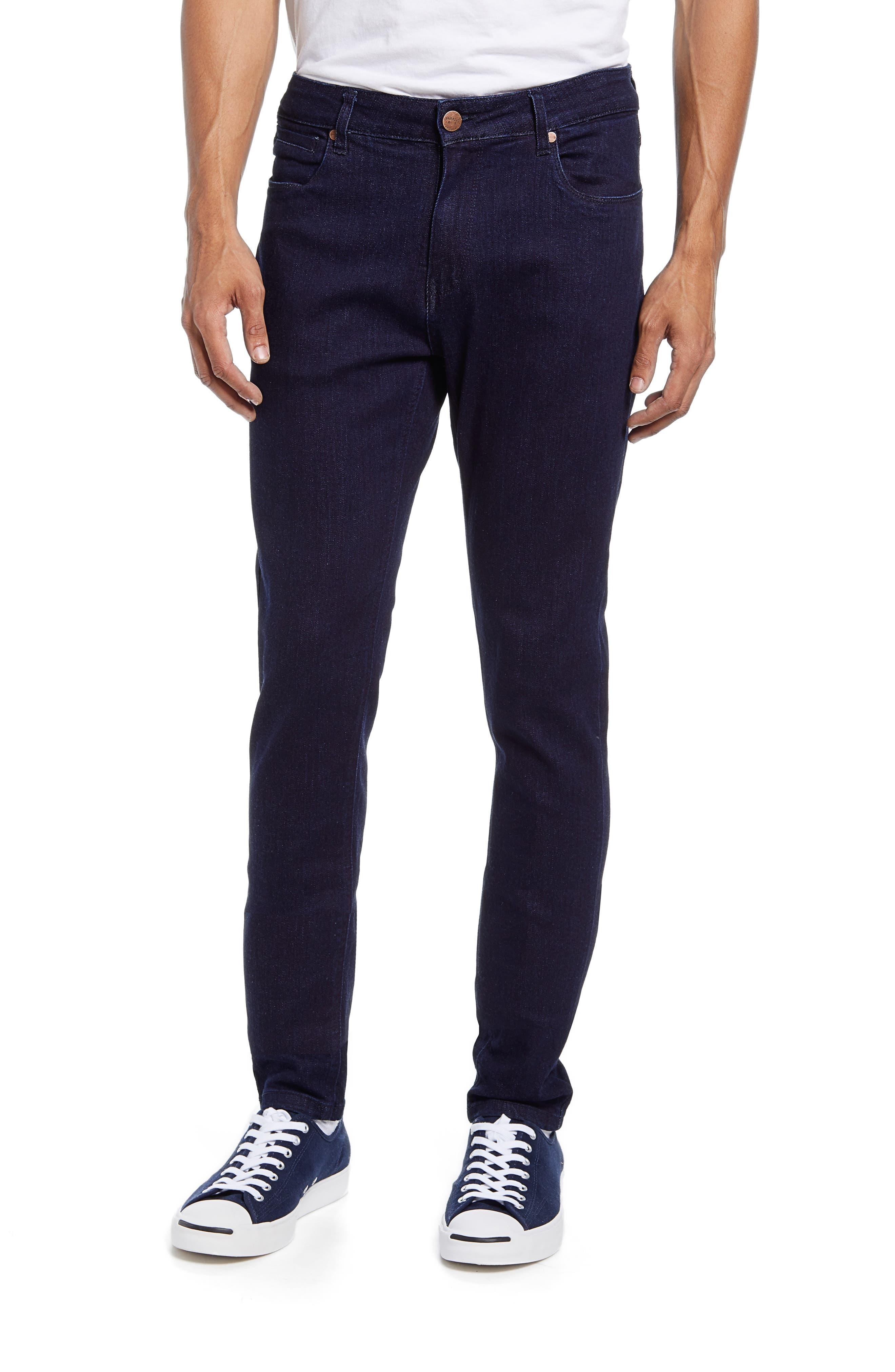 Men's Slim Athletic Fit Jeans