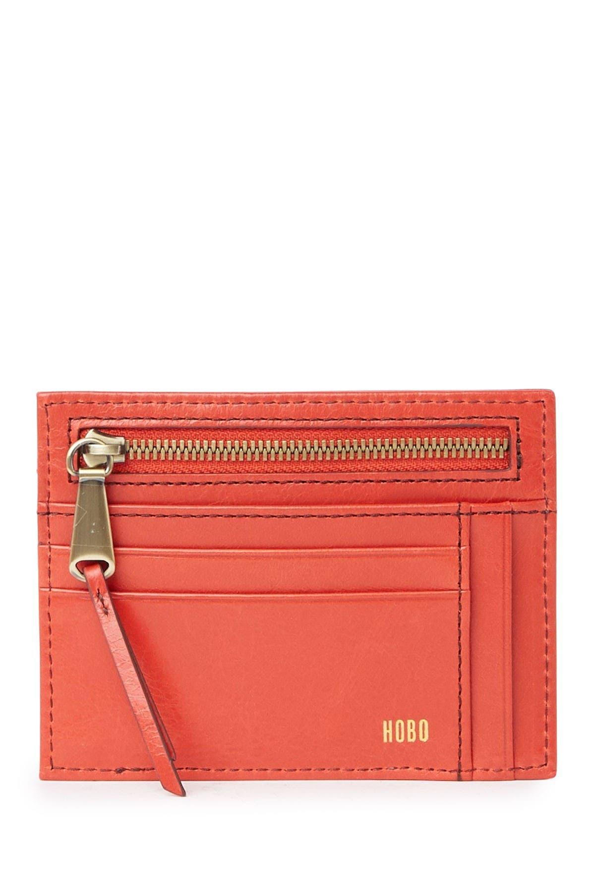 Image of Hobo Brink Leather Card Case