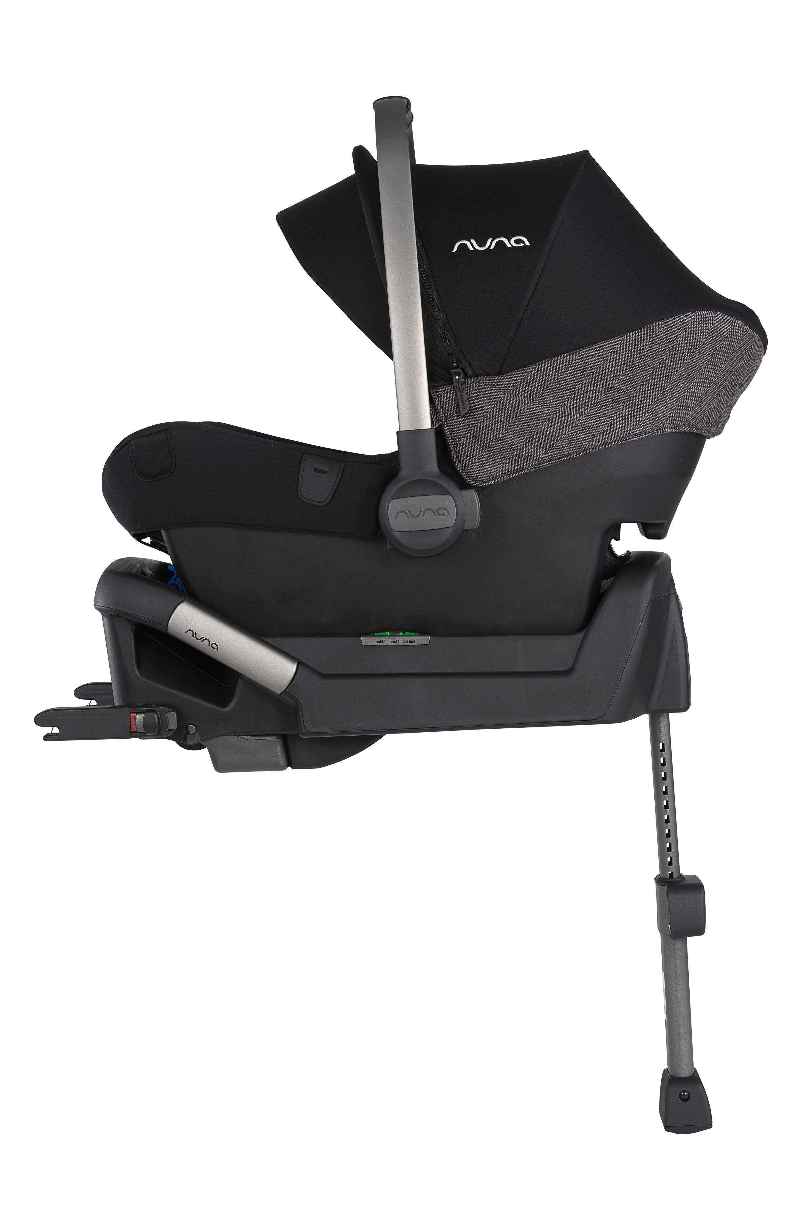 ,                             2019 MIXX<sup>™</sup> Stroller & PIPA<sup>™</sup> Lite LX Infant Car Seat Set Travel System,                             Alternate thumbnail 9, color,                             VERONA CAVIAR