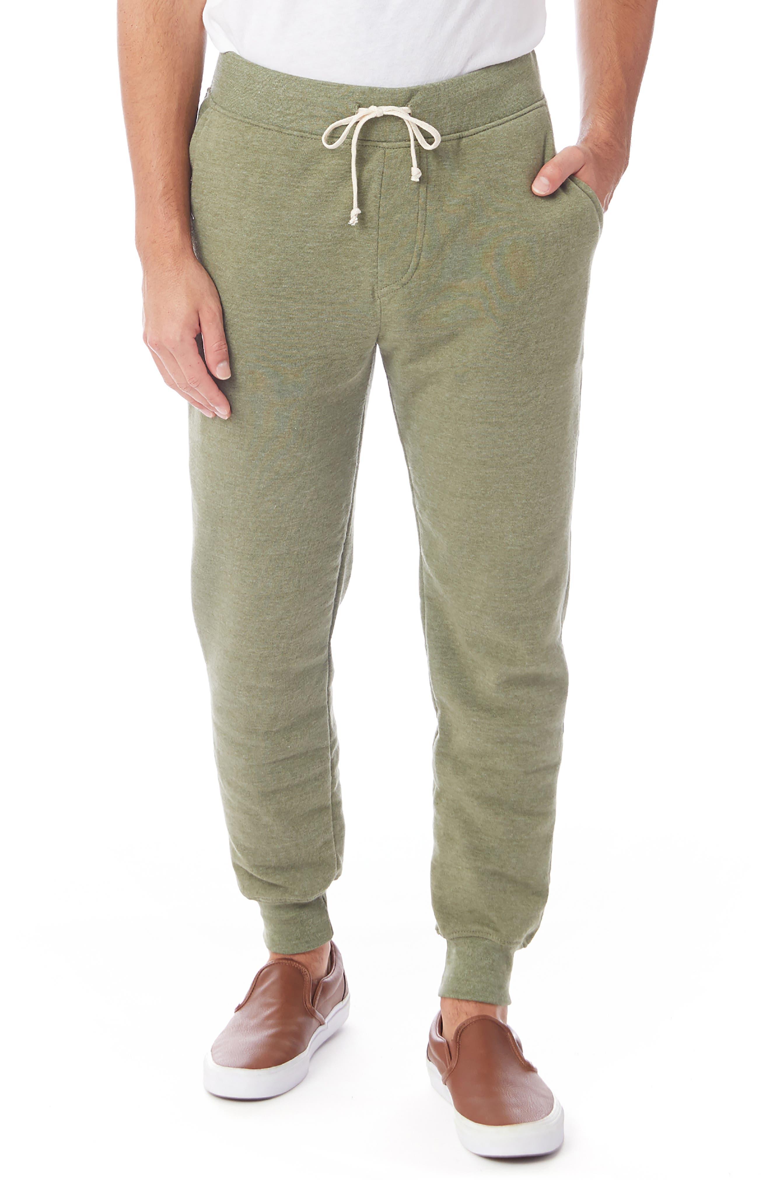 Men's Alternative 'Dodgeball' Eco Fleece Sweatpants