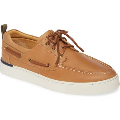 Sperry Gold Cup Victura Boat Shoe- Brown