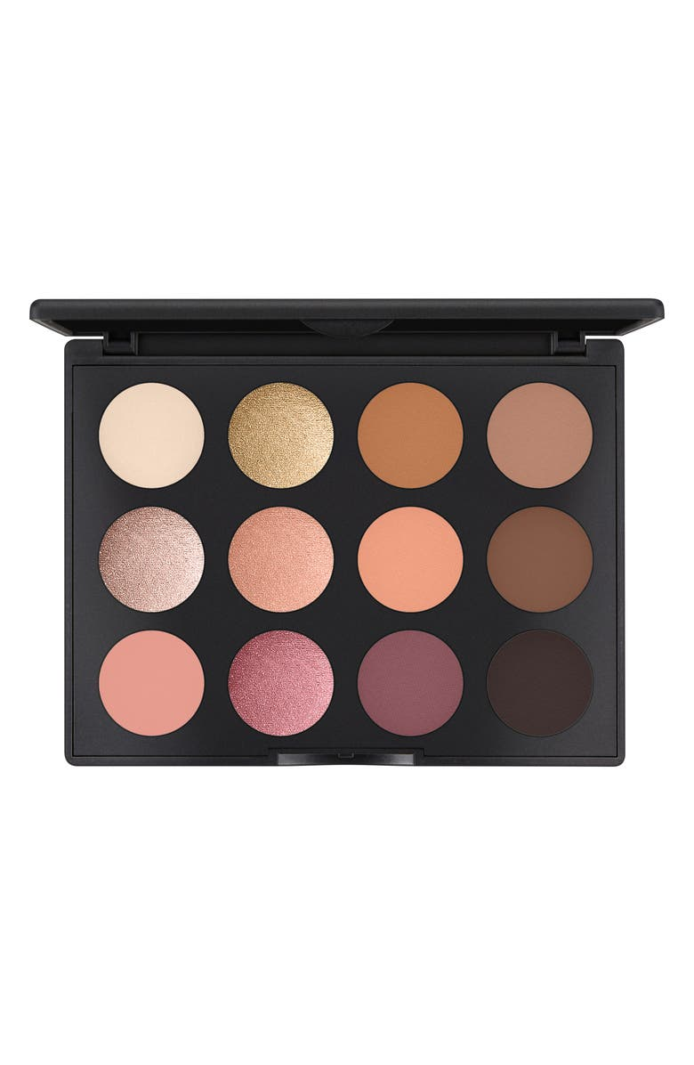 MAC COSMETICS MAC Art Library Eyeshadow Palette, Main, color, NUDE MODEL