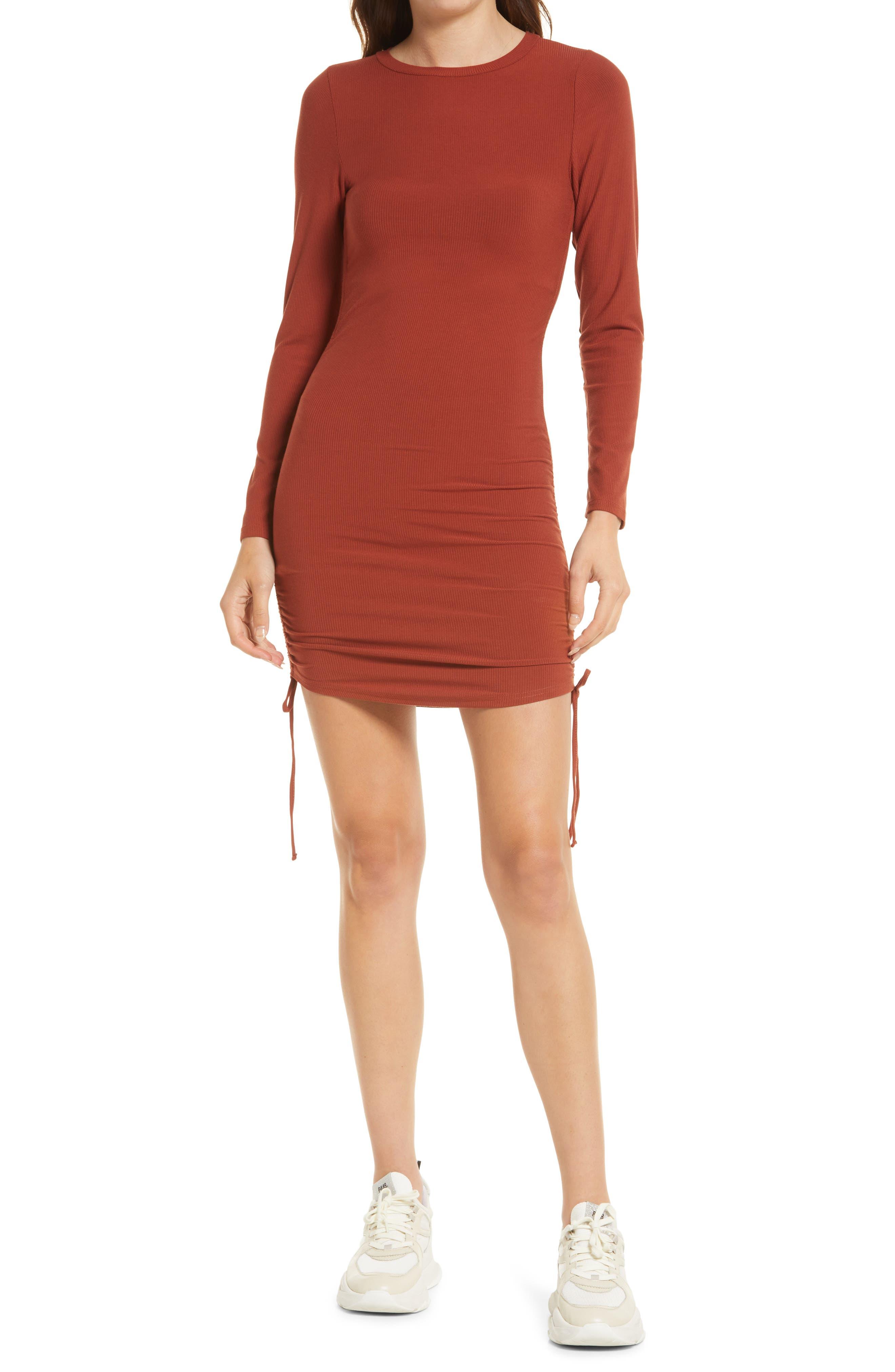 Women's Bb Dakota Long Sleeve Minidress