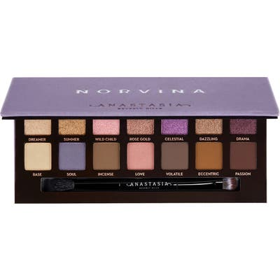 Anastasia Beverly Hills Norvina Eyeshadow Palette - No Color