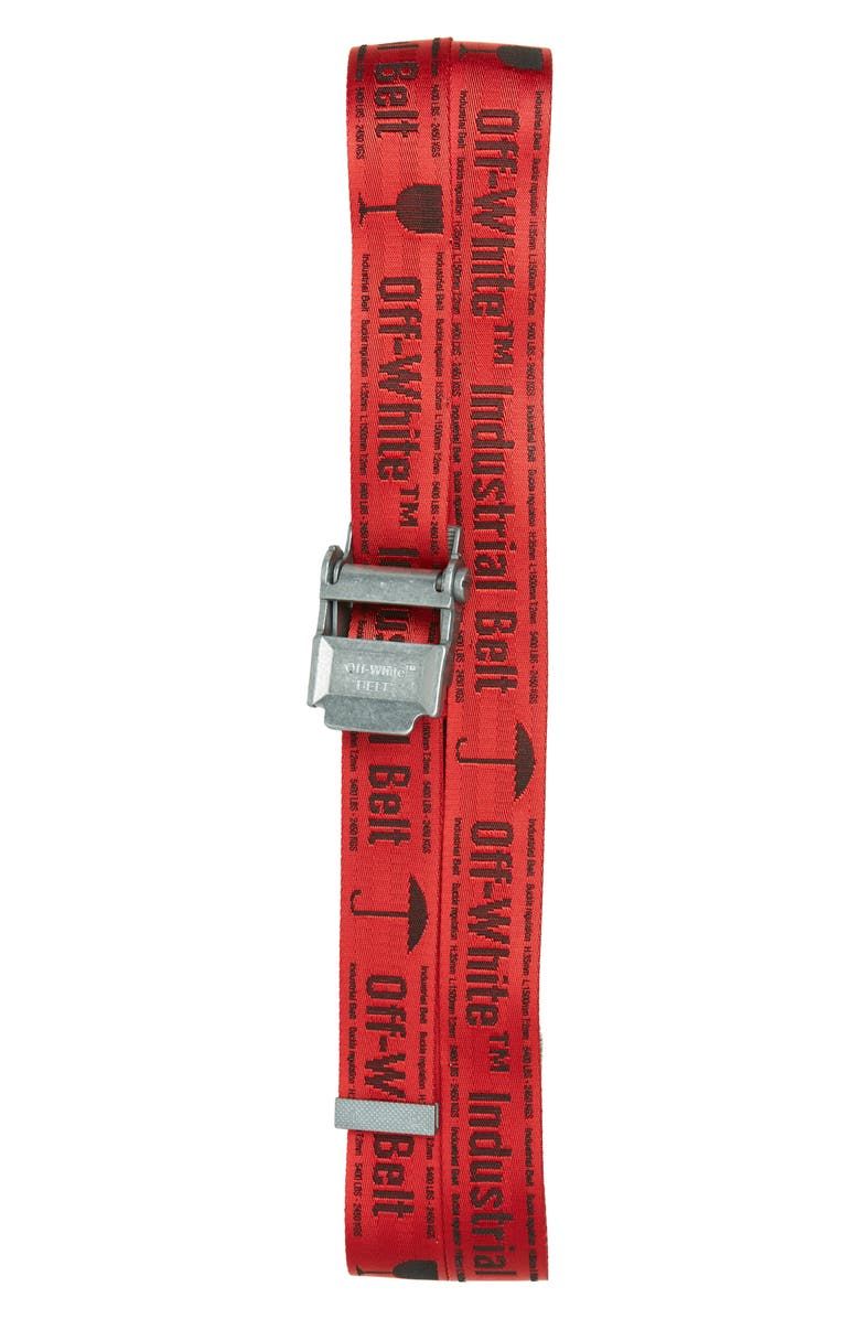 OFF-WHITE 2.0 Industrial Belt Off-White Classic Industrial Belt, Main, color, 600