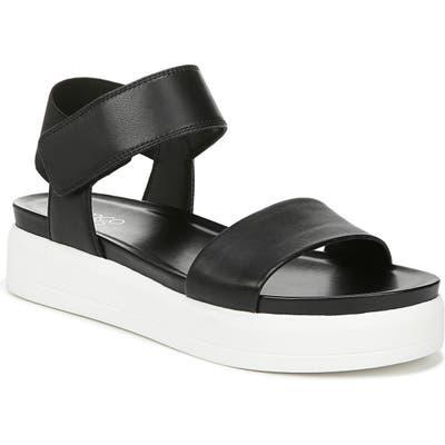 Franco Sarto Kana Platform Sandal, Black