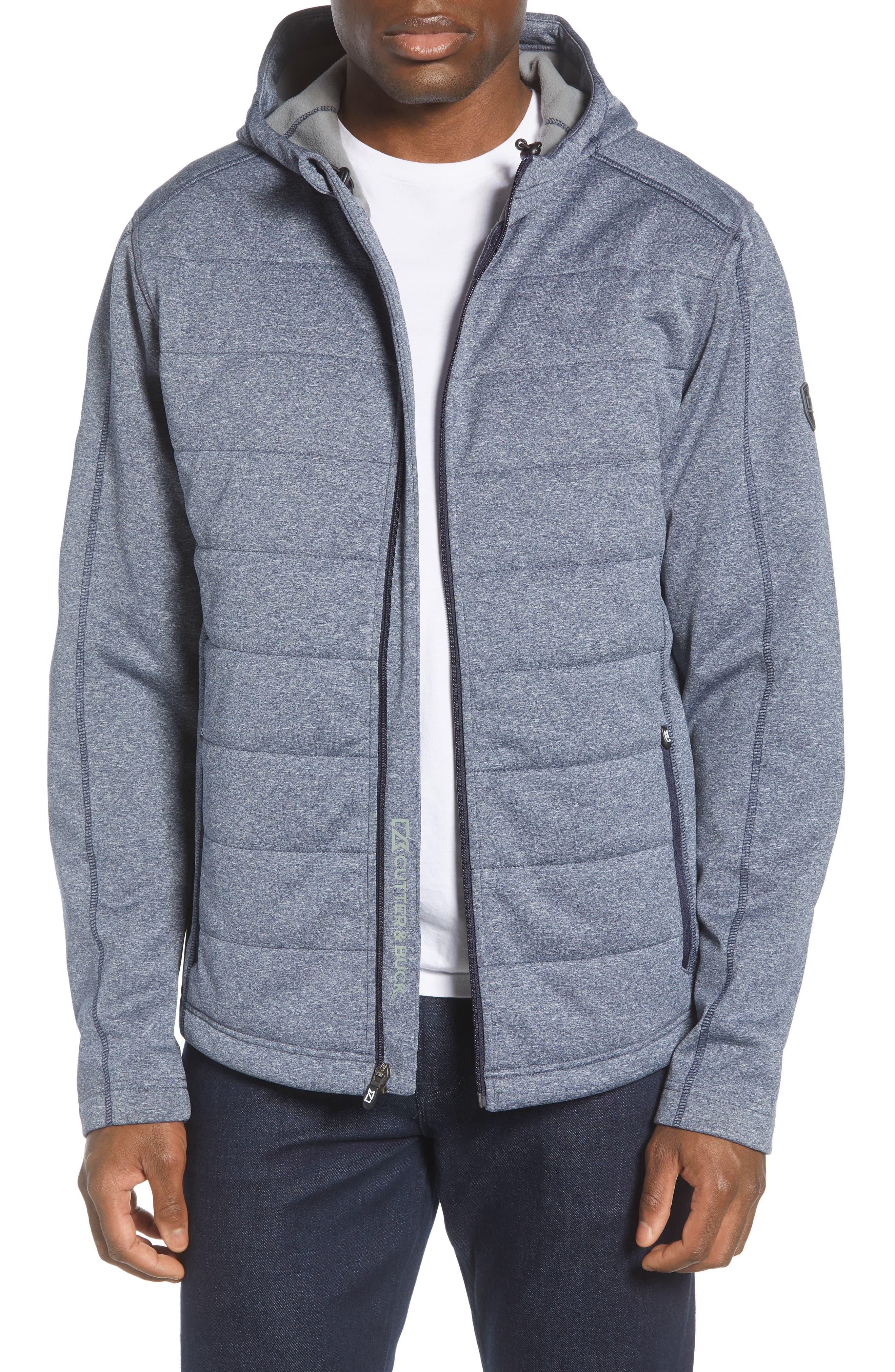 Altitude Weathertec Hooded Jacket