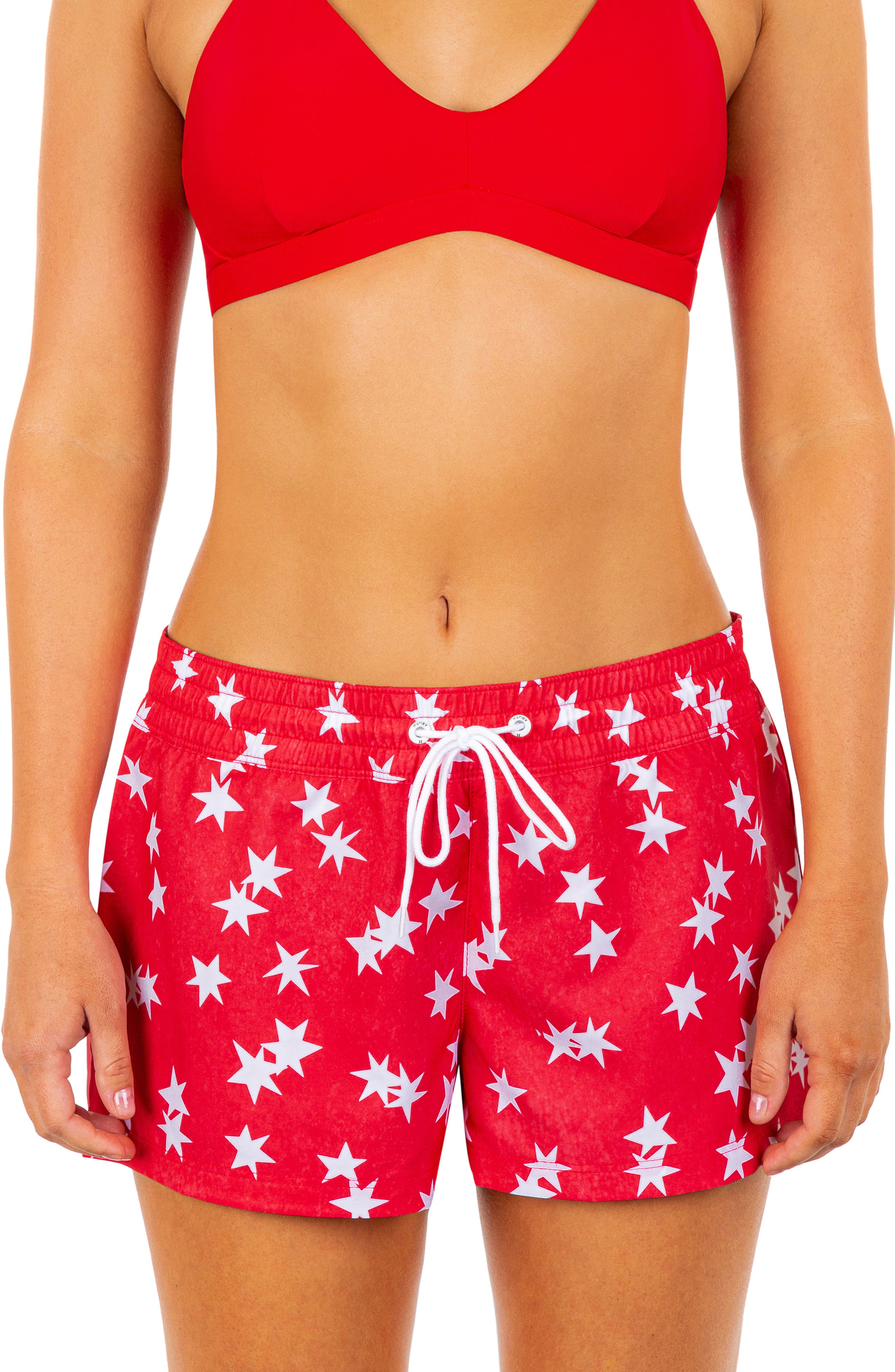 Star Spangled Supersuede 2.5 Volley Swim Shorts