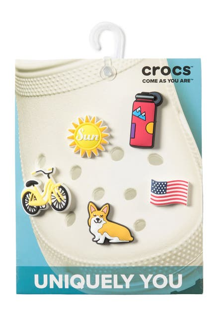 Image of Crocs Jibbitz Summer Fun - Pack of 5