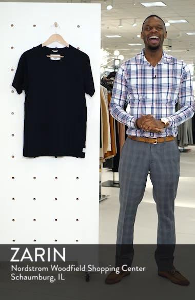 Short Sleeve Crewneck T-Shirt, sales video thumbnail