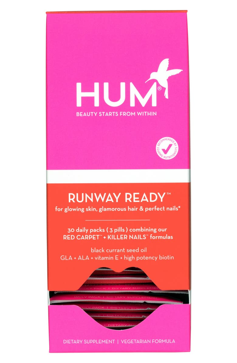 Runway Ready® Skin, Hair & Nail Repair Kit by Hum Nutrition