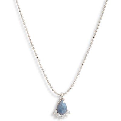 Nordstrom Teardrop Pendant Necklace