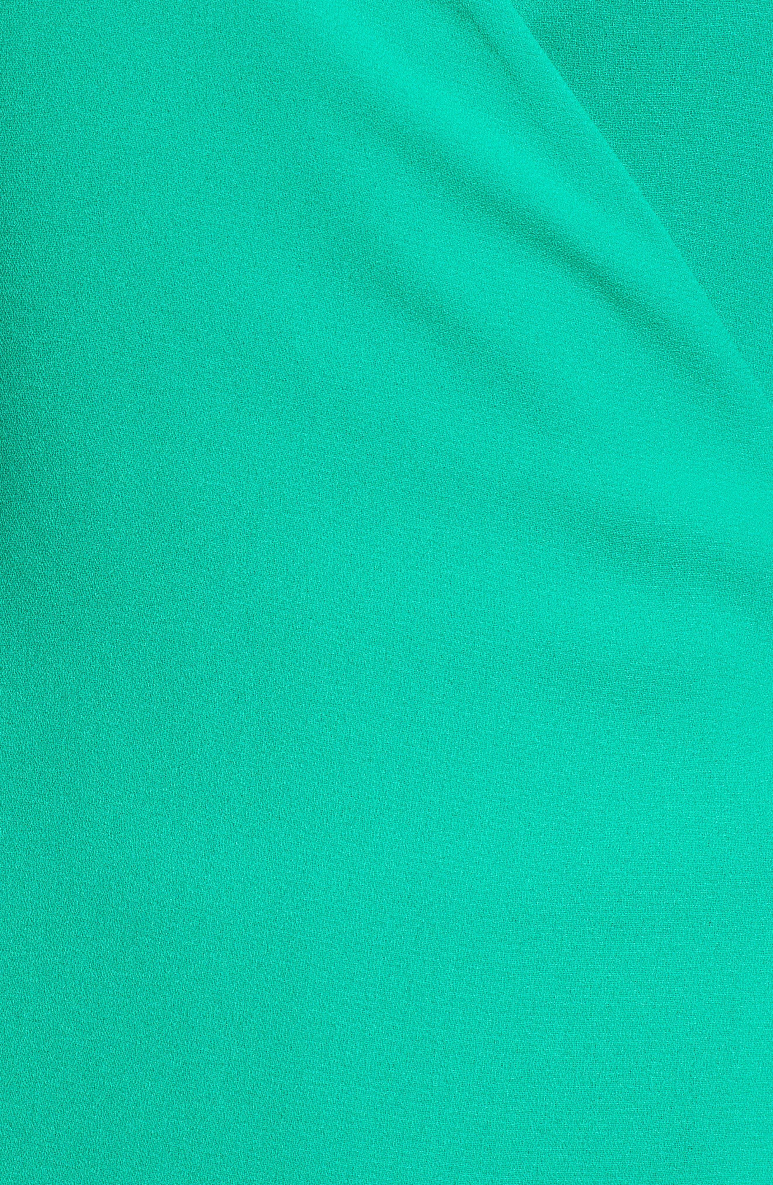 ,                             Wrap Top,                             Alternate thumbnail 5, color,                             GREEN PARAKEET