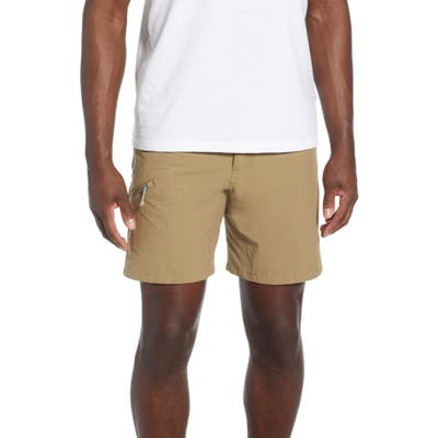 Patagonia Quandary Shorts, Brown