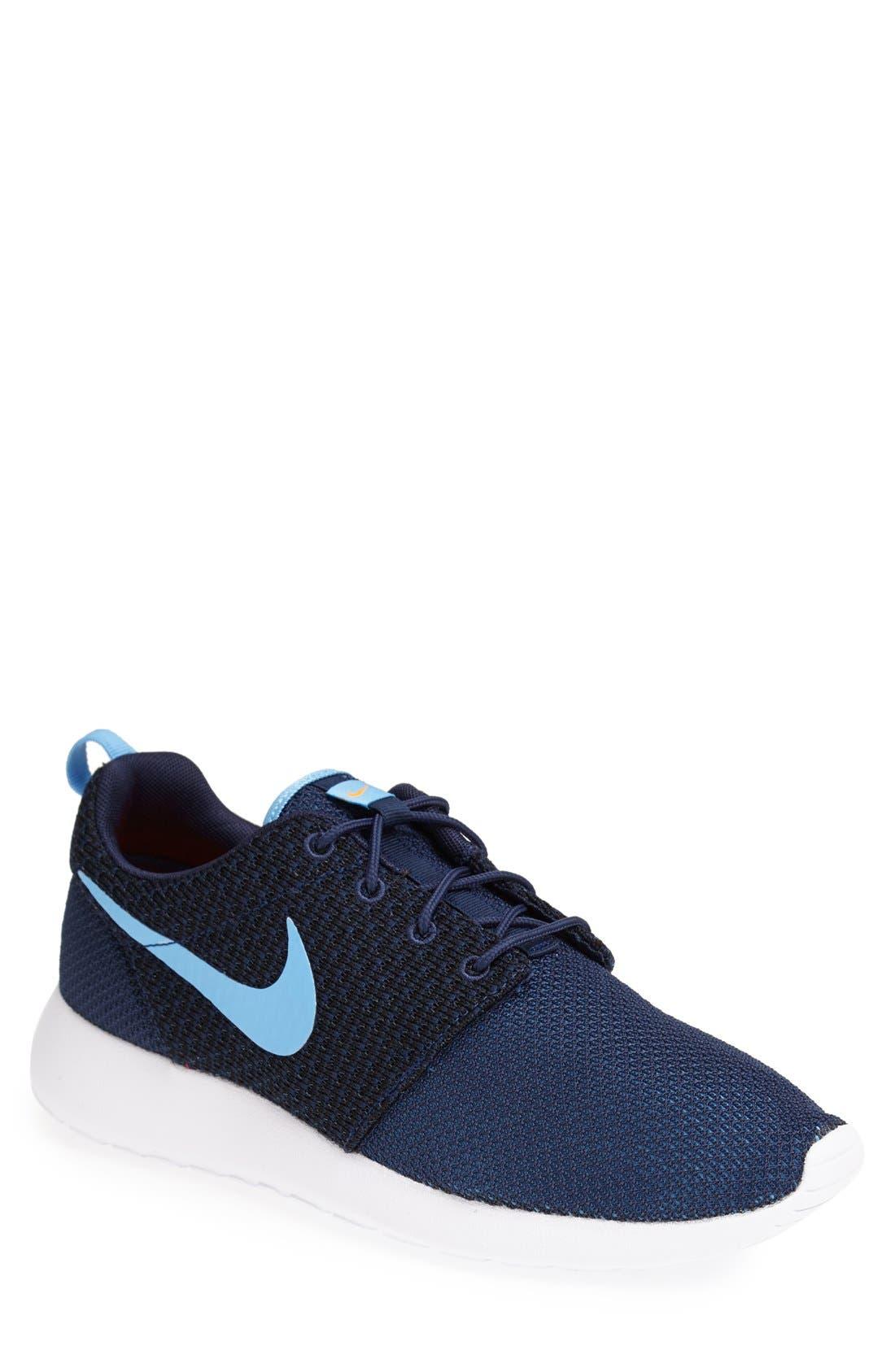 ,                             'Roshe Run' Sneaker,                             Main thumbnail 115, color,                             418