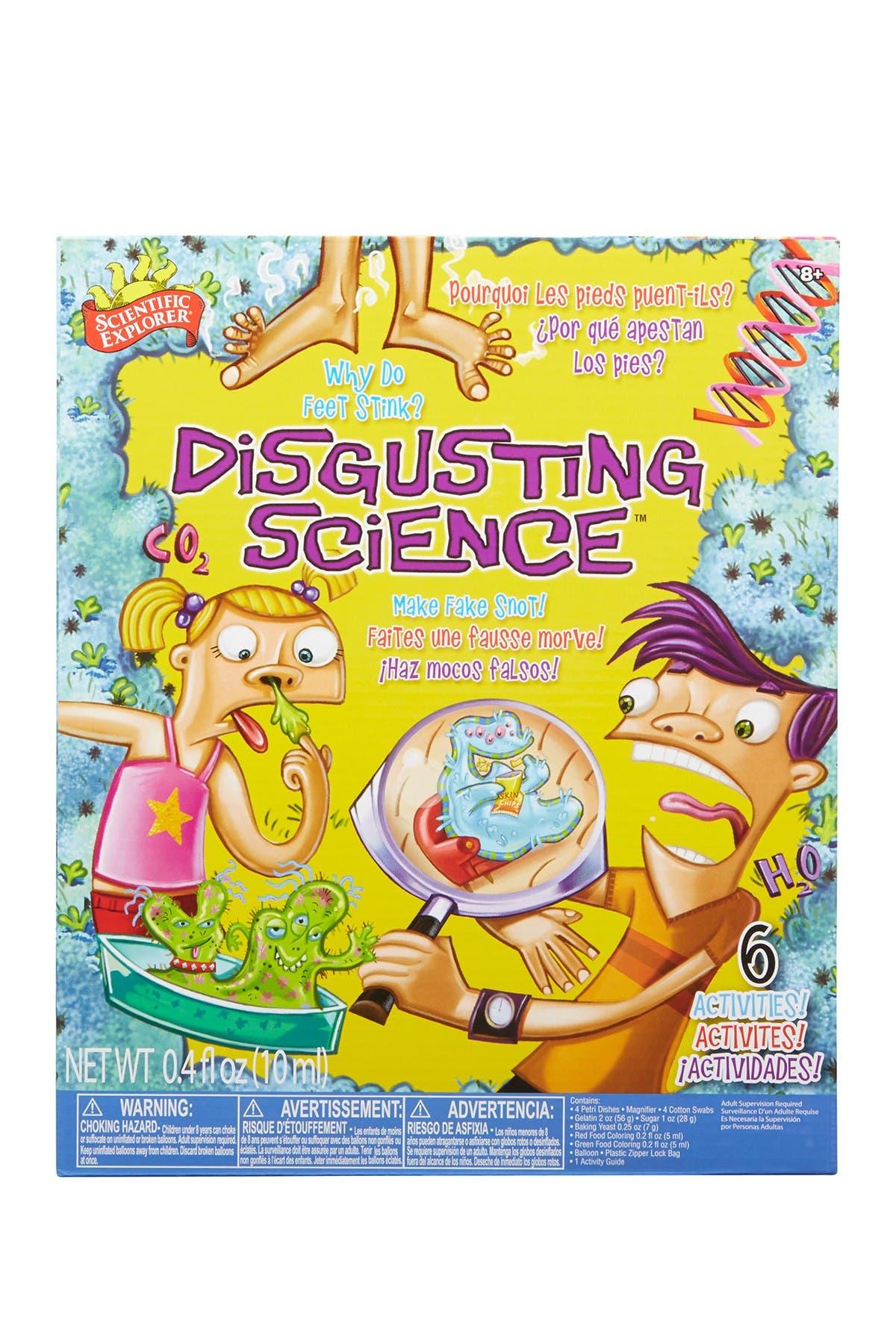 Image of Poof-Slinky Disgusting Science Kit