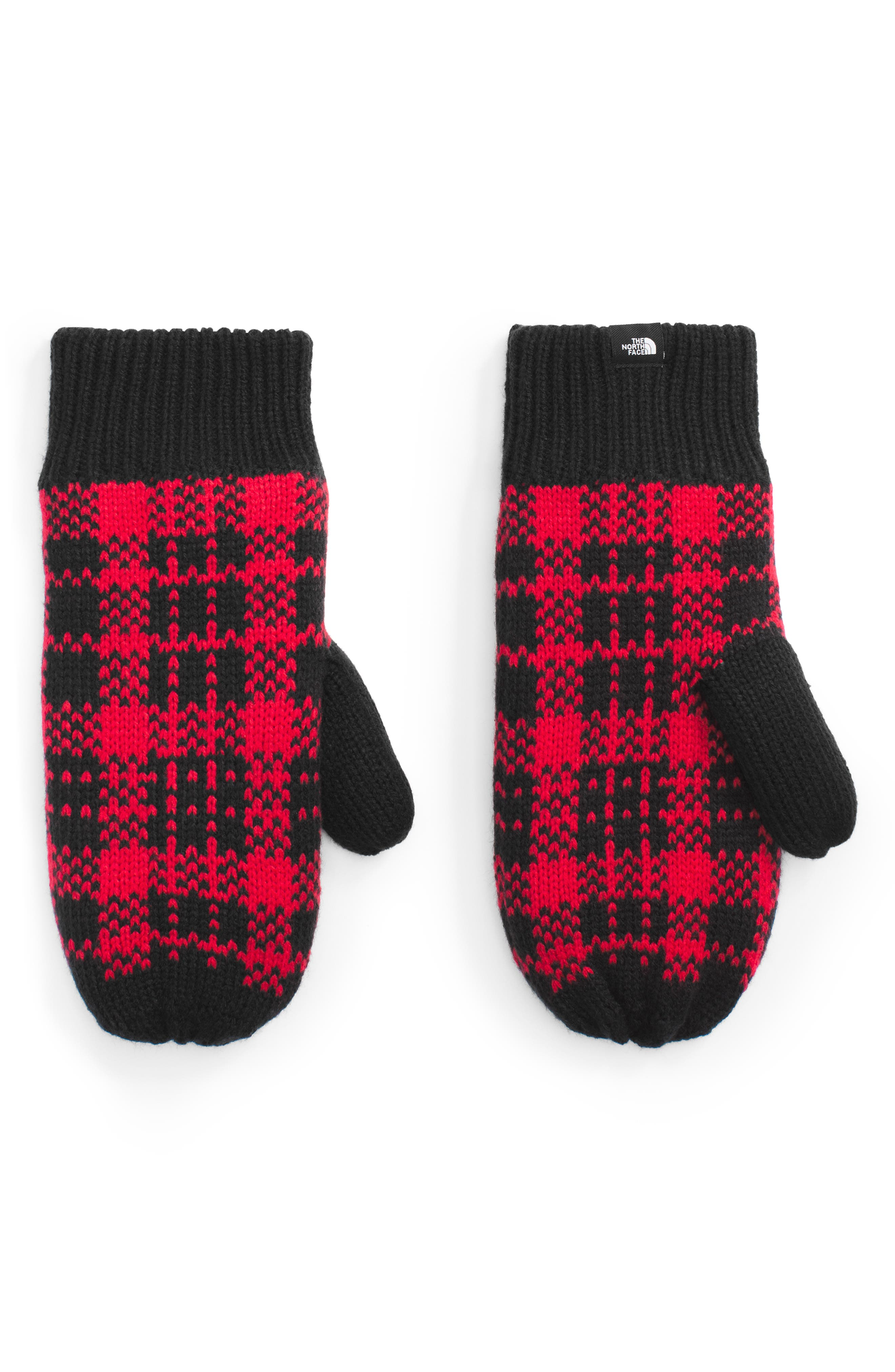 Image of The North Face Jacquard Mittens