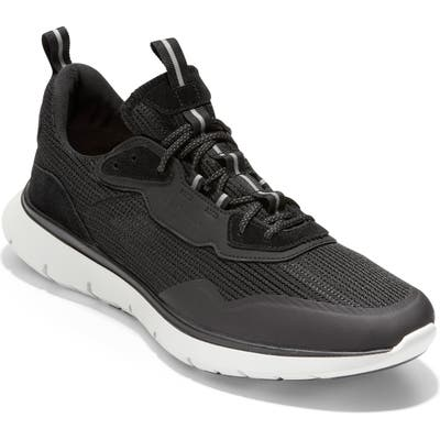 Cole Haan Zerogrand Trainer Sneaker- Black