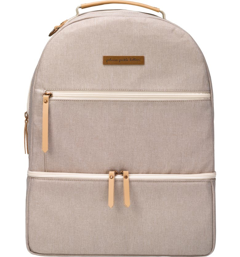 PETUNIA PICKLE BOTTOM Axis Insulated Backpack, Main, color, SAND