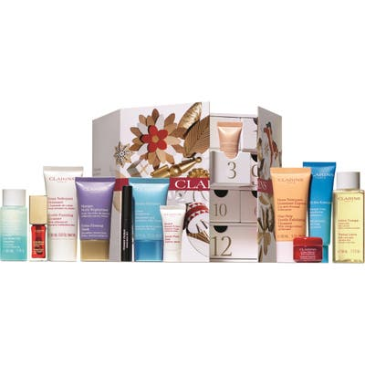 Clarins Holiday Wishes Advent Calendar Set