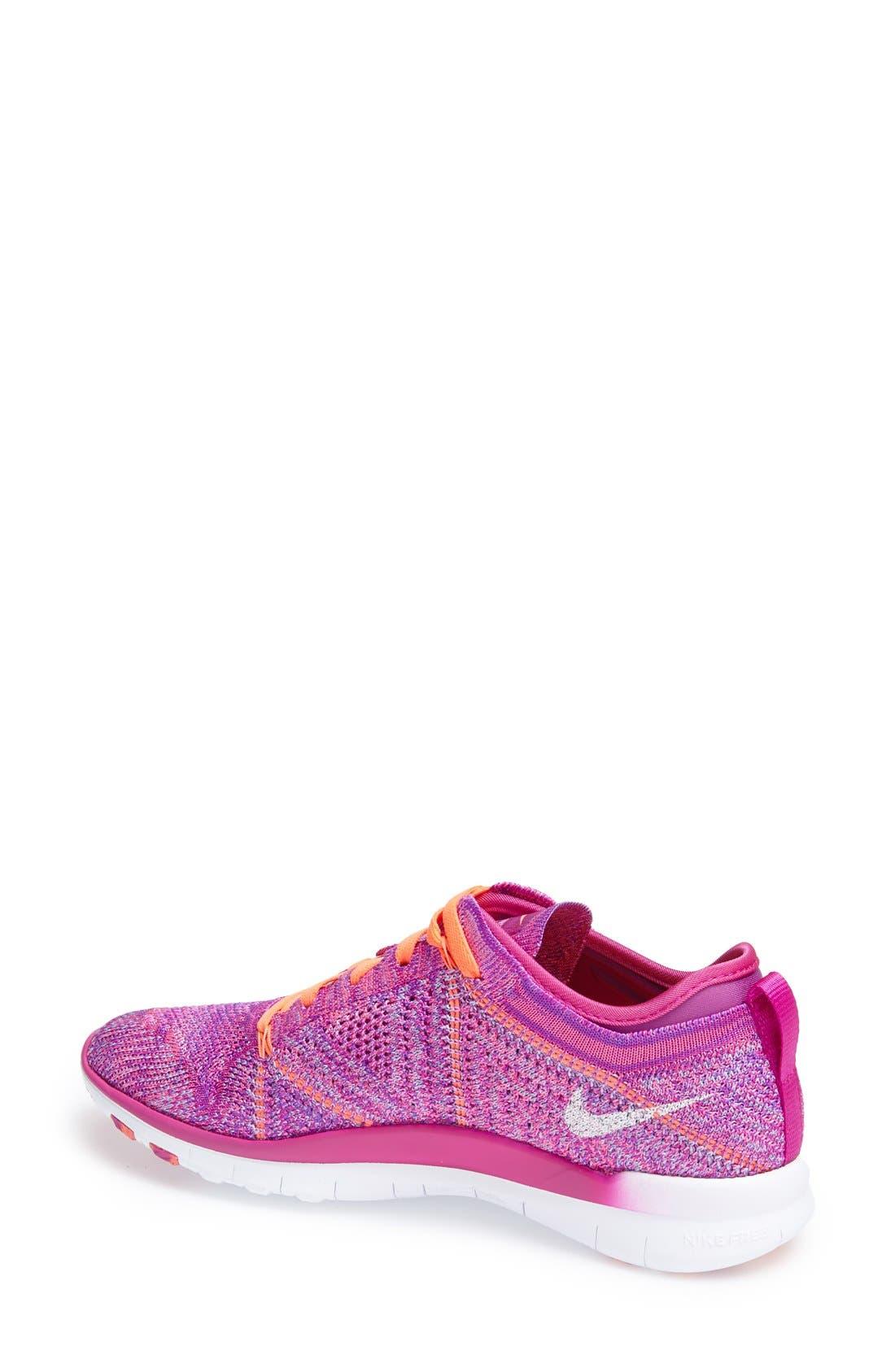 ,                             'Free Flyknit 5.0 TR' Training Shoe,                             Alternate thumbnail 42, color,                             500
