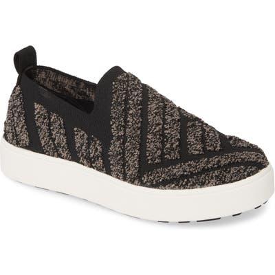 Bernie Mev. Emma Slip-On Sneaker, Grey