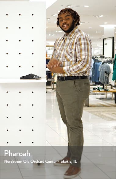 Griff Slide Sandal, sales video thumbnail