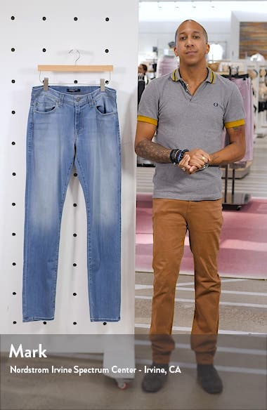 Jimmy Slim Straight Leg Jeans, sales video thumbnail