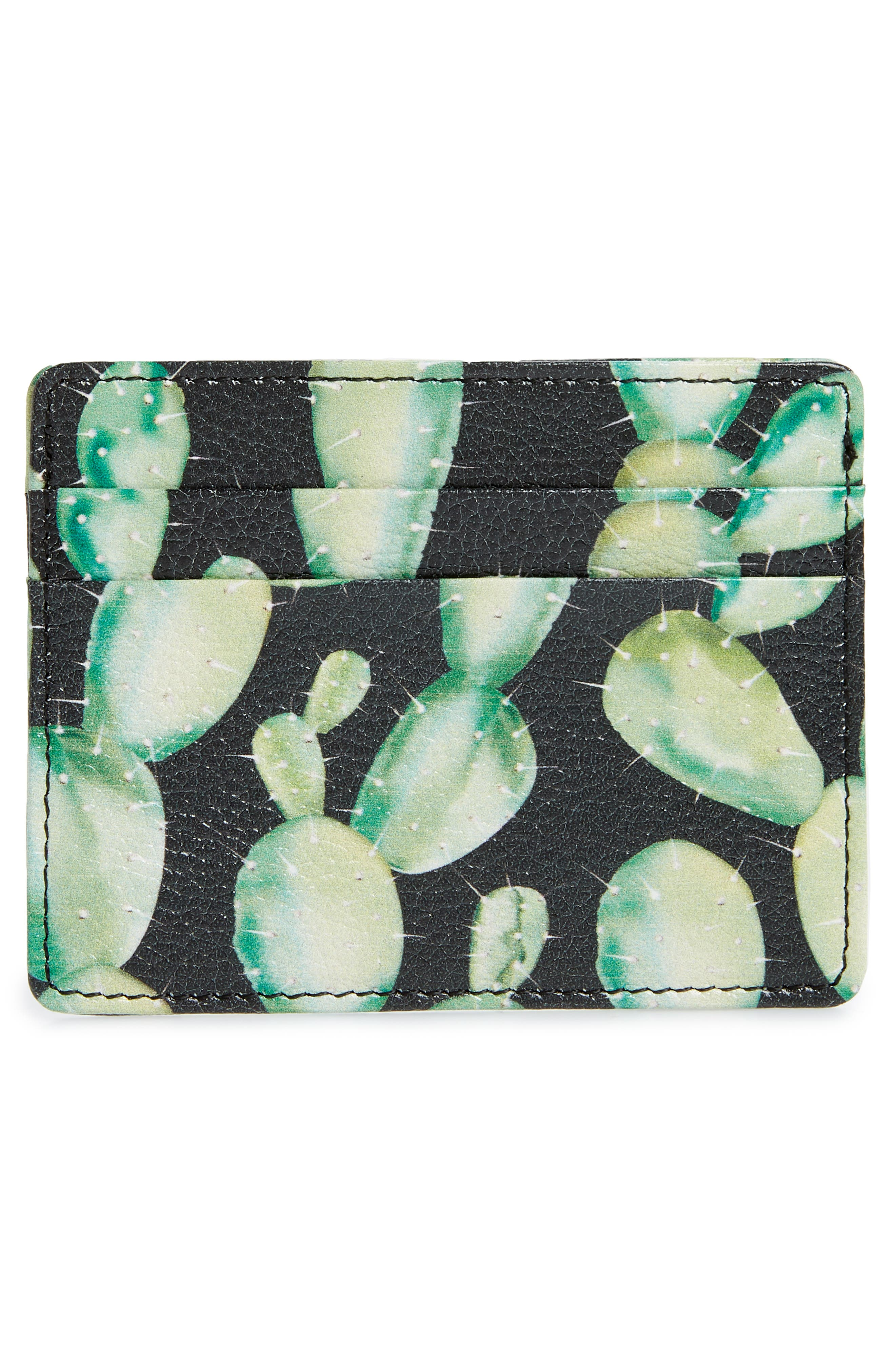 ,                             Jamie Leather Card Case,                             Alternate thumbnail 6, color,                             003