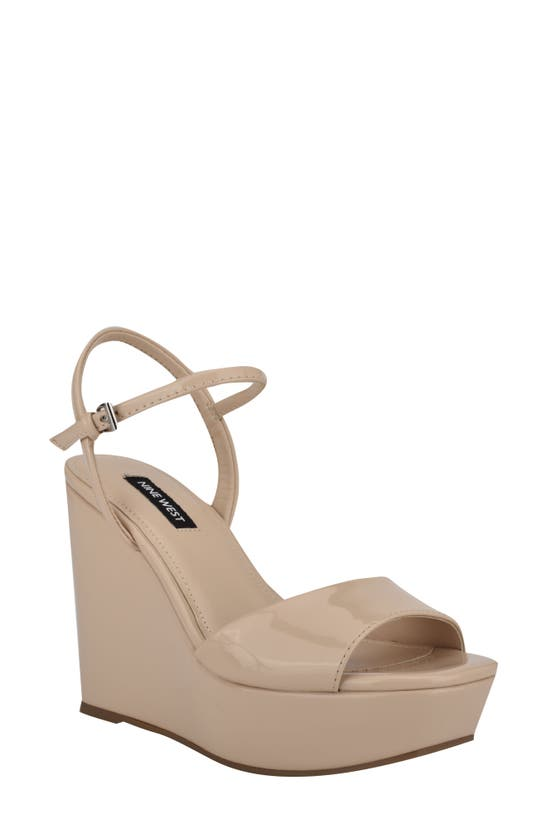 Nine West KINDA PLATFORM WEDGE SANDAL