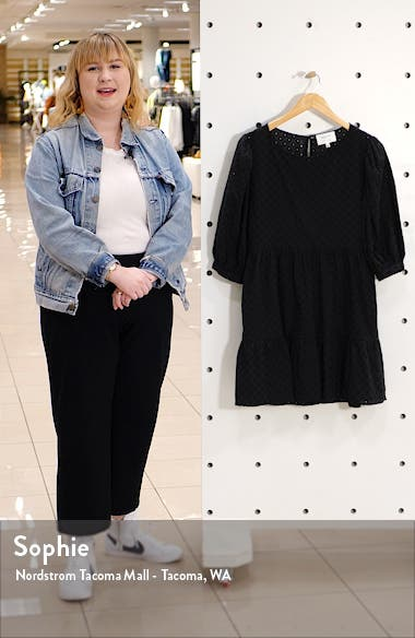 x BFF Lauren Babydoll Dress, sales video thumbnail