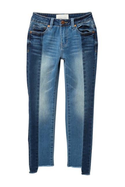 Image of Habitual Chelsey Uneven Hem Jeans