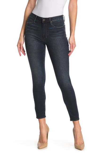 Image of Articles of Society Heather Ankle Hem Skinny Jeans