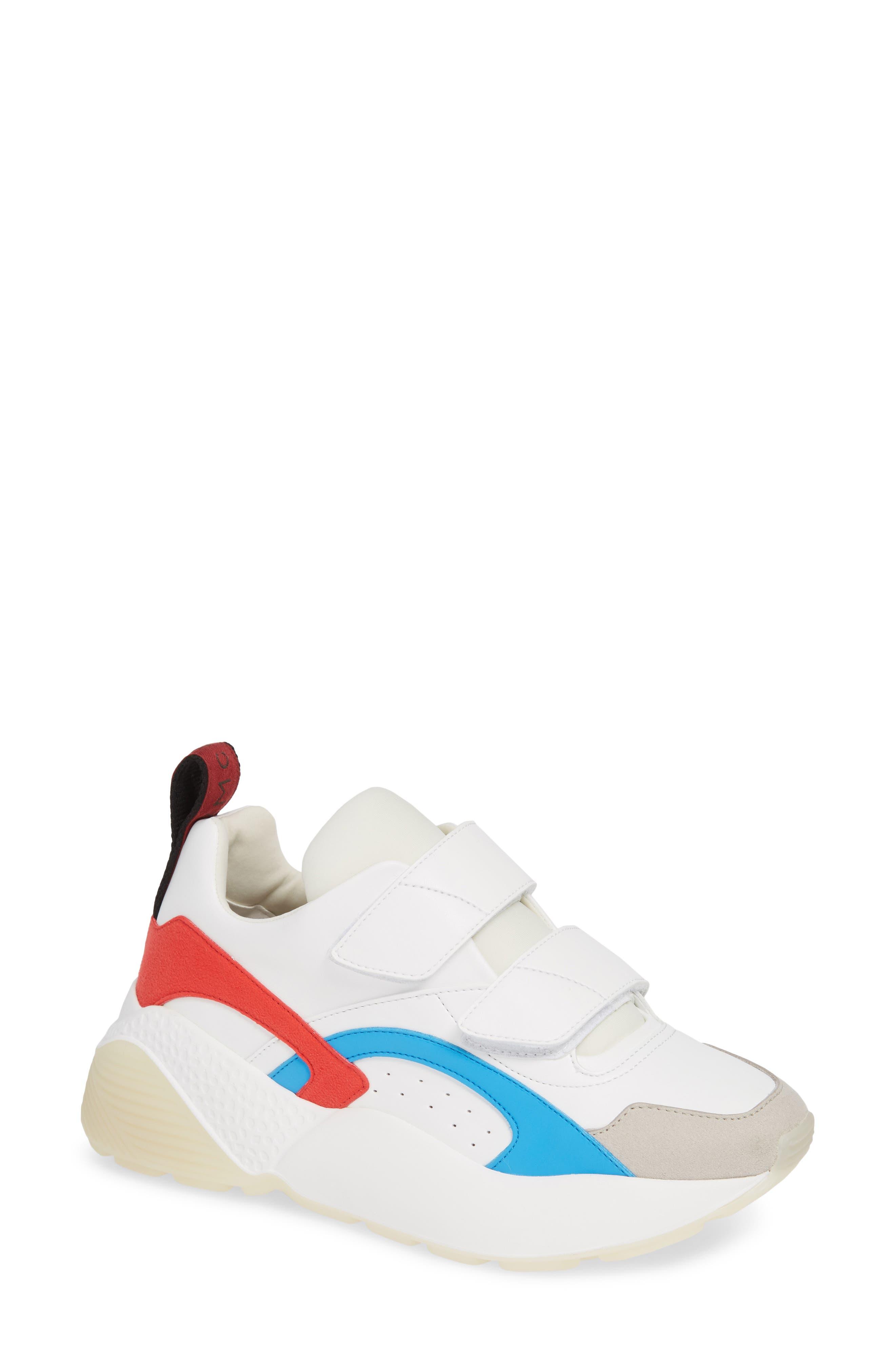 Stella Mccartney Low Top Sneaker, White