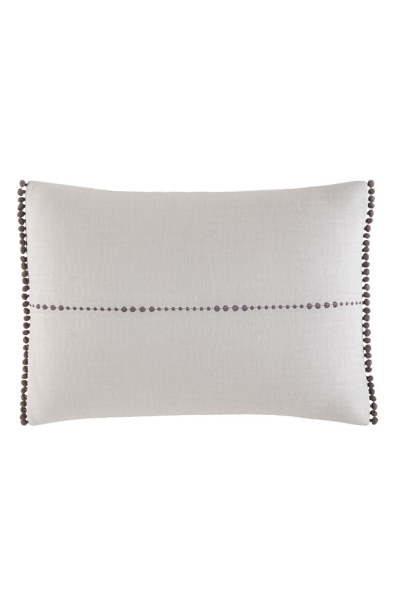 ED ELLEN DEGENERES Greystone Accent Pillow, Main, color, 100