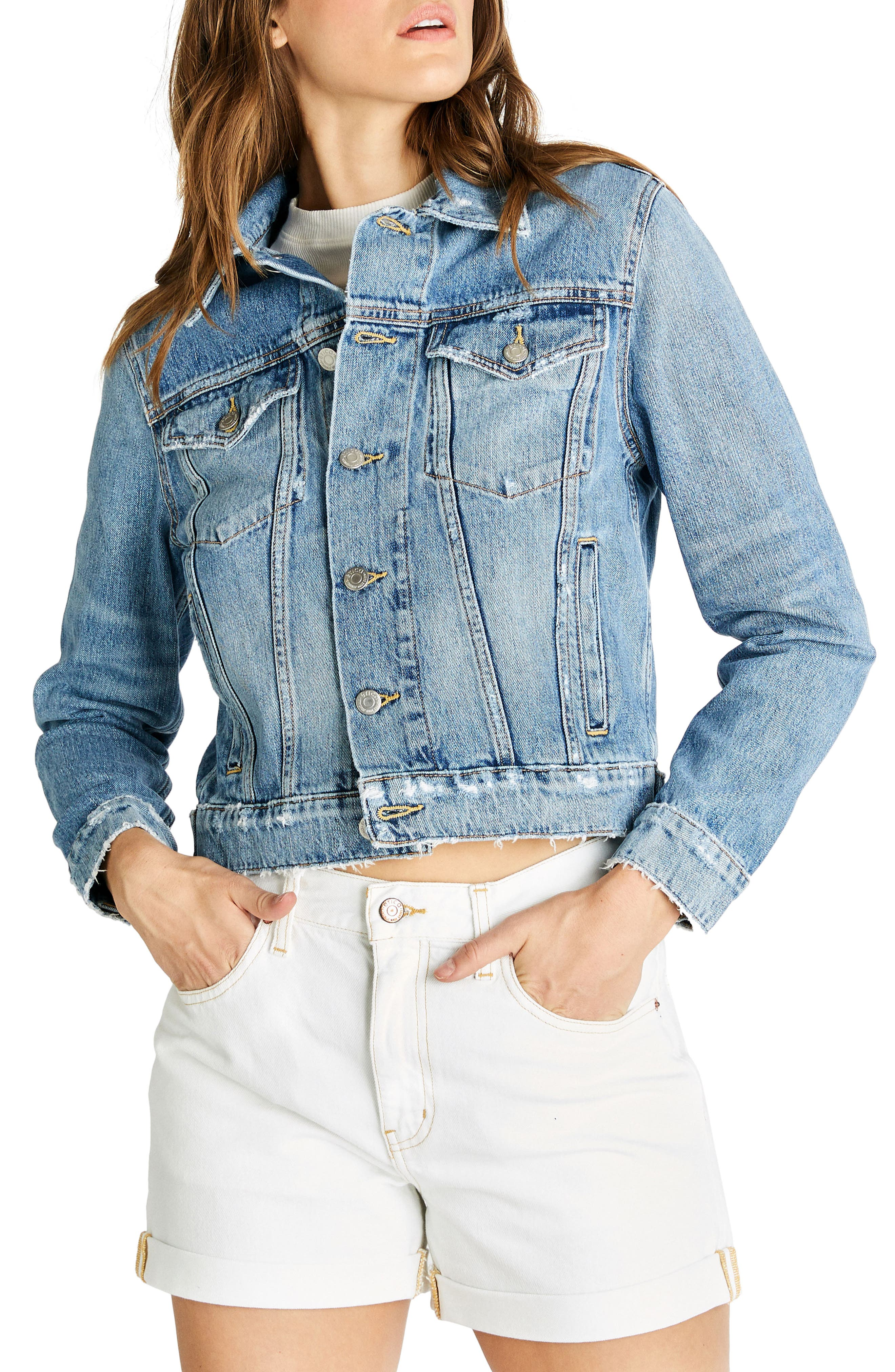 Women's Etica Hunter Denim Jacket